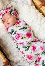 Little Sleepies Bamboo Swaddle Gift Set
