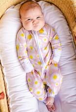 Little Sleepies Bamboo Viscose Convertible Romper / Sleeper - Little Sleepies