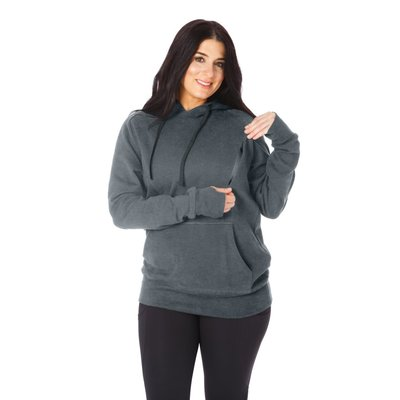 Love & Fit Cozy Up Nursing Hoodie