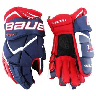 BAUER Bauer VAPOR 1X JR - MTO Hockey Gloves