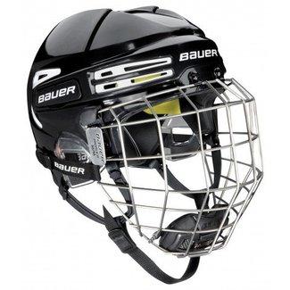 BAUER Bauer Re-Akt 75 Hockey Helmet Combo - Sr.