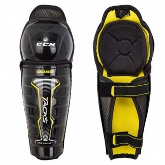 CCM CCM Tacks 3092 Hockey Shin Guards - Yth.