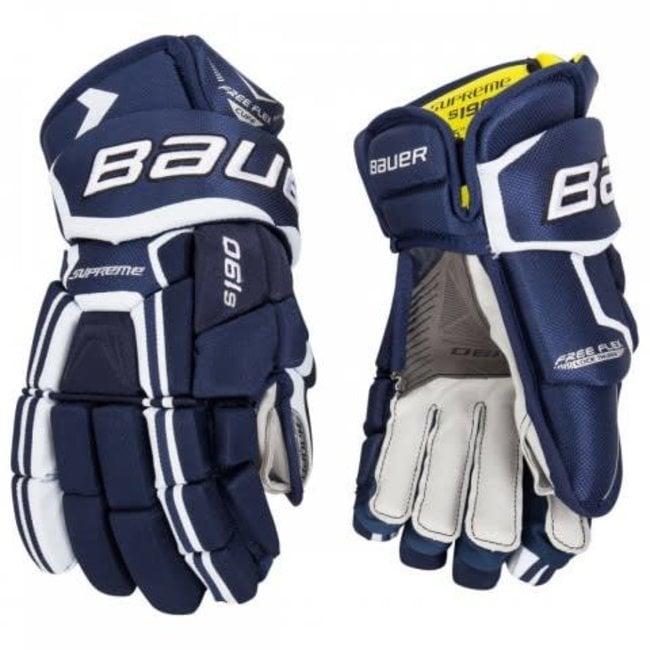 BAUER Bauer Supreme S190 Hockey Gloves - Jr.