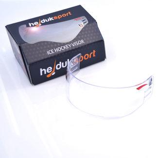 HEJDUK MHX Hockey Visor Clear