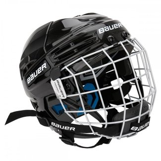 BAUER Bauer Prodigy Combo Helmet - Yth.