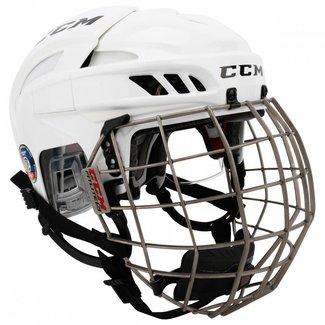CCM CCM Fitlite Combo Hockey Helmet - Sr.