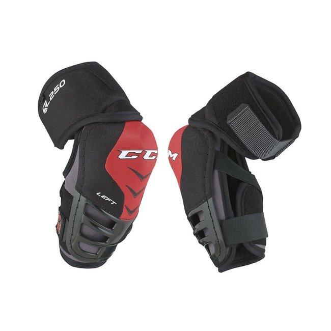 CCM CCM QuickLite QLT 250 Elbow Pads - Sr.