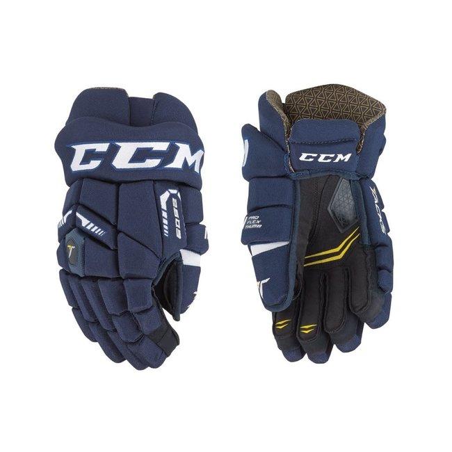 CCM CCM Tacks 6052 Hockey Gloves - Jr.