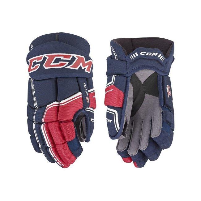 CCM CCM Quicklite QLT 270 Hockey Gloves - Jr.