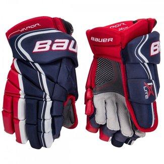 BAUER Bauer S18 Vapor 1X Lite Hockey Gloves - Sr.