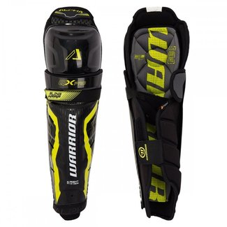 WARRIOR WARRIOR SG Alpha QX Pro Hockey Shin Guards - Sr.