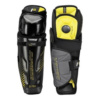 BAUER Bauer S17 Supreme S190  Hockey Shin Guards - Jr.