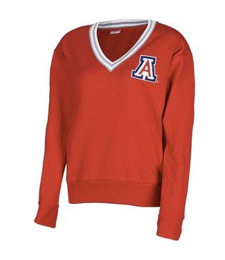 Zoozatz Inspire V-Neck Sweatshirt
