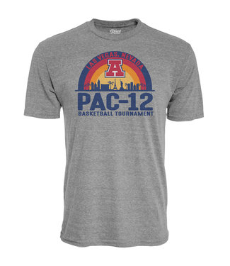 Blue  84 PAC 12 Tournament Tee