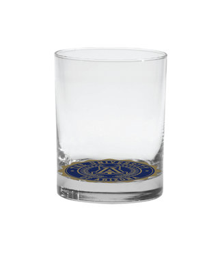 Neil Old Fashioned Whiskey Glass 14 oz