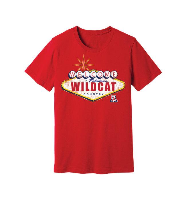 Arizona Wildcats Store Vegas Baby! Tee