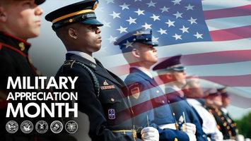 Military Appreciation Giveaway