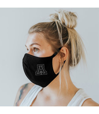 Blue  84 Dark Soy Reusable Mask
