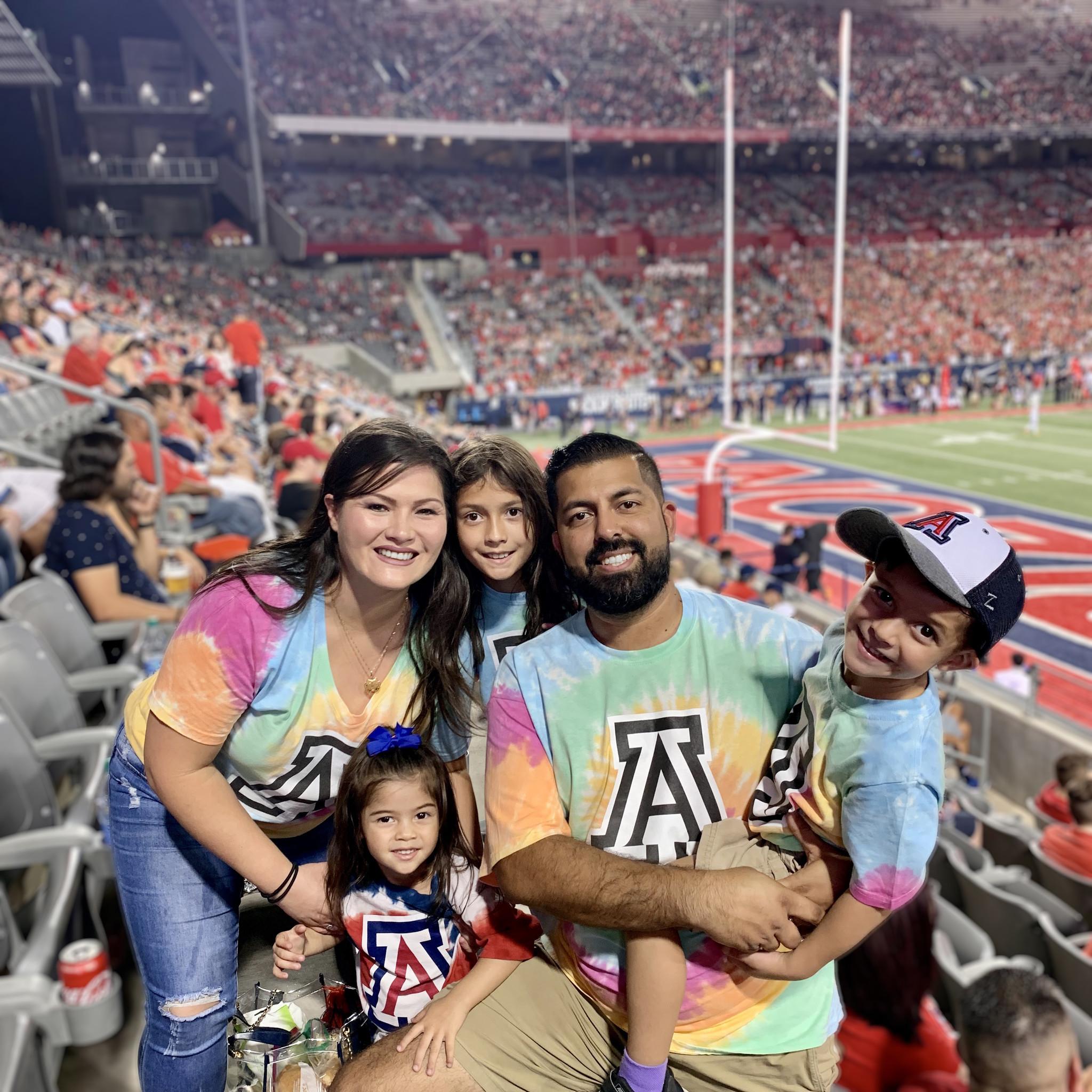 Arizona Wildcats Store Family Owned