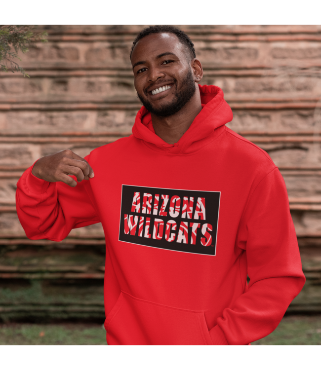 Arizona Wildcats Store Watch Me Fly Hooded Pullover