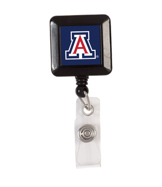 Wincraft Retractable Square Badge Reel