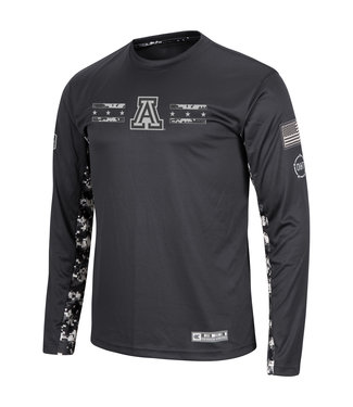 Colosseum Ruck Up L/S Tee