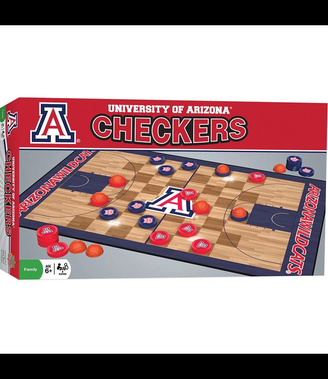 Master Pieces Arizona Checkers Board Game