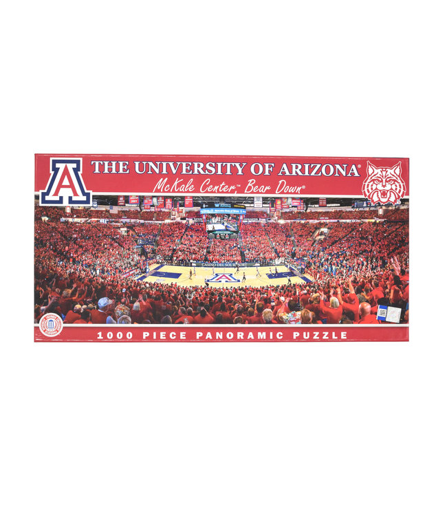 Master Pieces McKale Center Jigsaw Puzzle