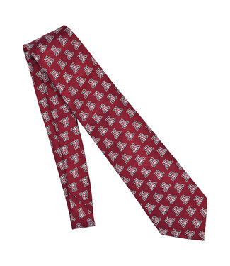 Neil Enterprises Woven Silk Tie