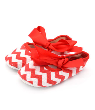 Chevron Shoe