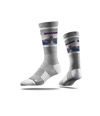 Strideline Old Main Crew Socks