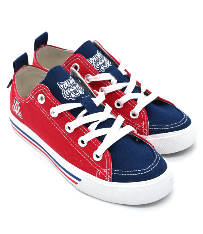 Skicks Skicks Red/Navy Shoe