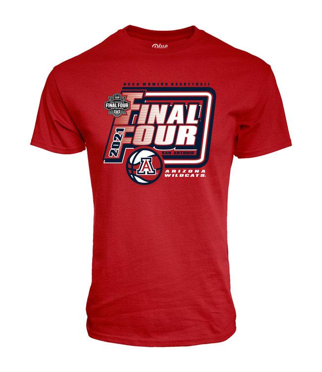 Blue  84 Unisex NCAA Final Four Women's Basketball Tee