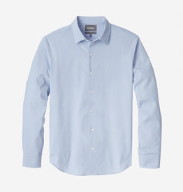 Bonobos Tech Button Down Shirt Blue