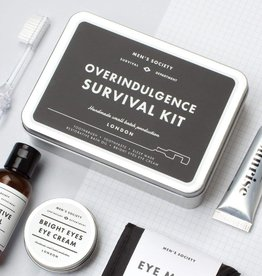 Men's Society Overindulgence Survival Kit