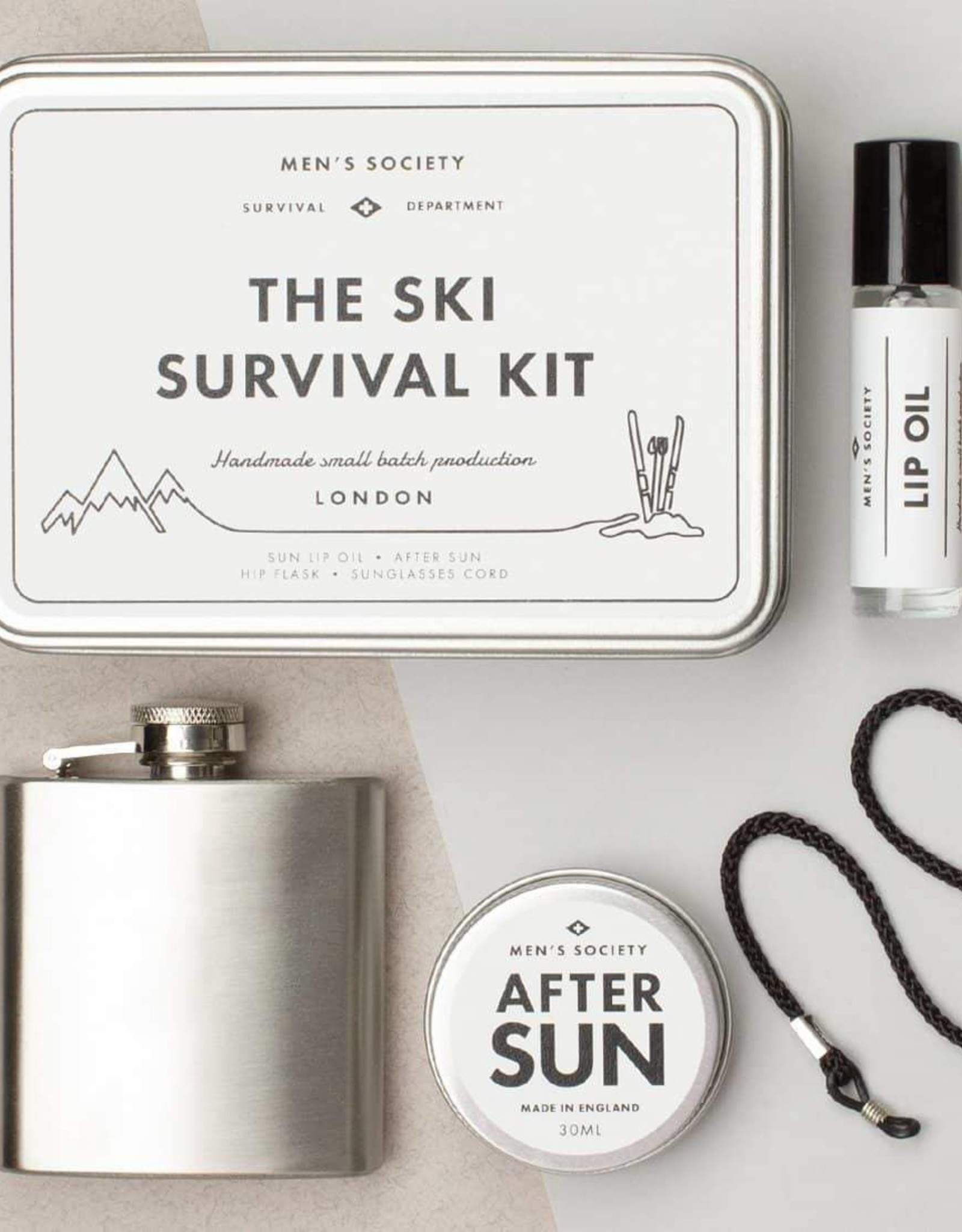 Men's Society Ski Survival Kit