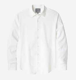 Bonobos Tech Button Down Shirt White