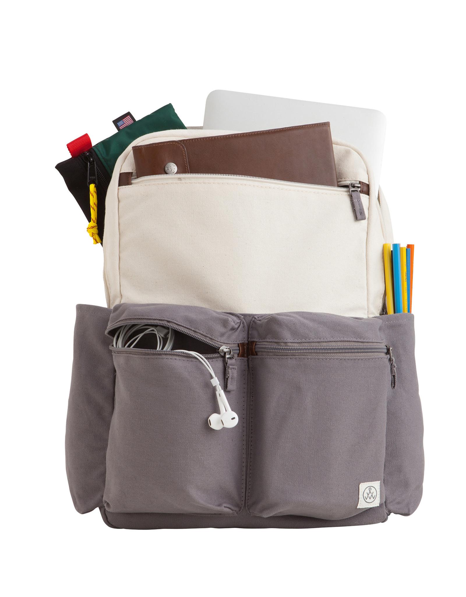 Alternative Apparel Retro Computer Backpack