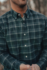 The Normal Brand Spaced Dyed Button Down Shirt