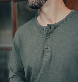 The Normal Brand Slub Pocket Tee