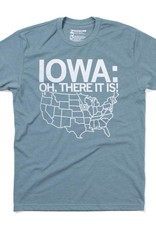 Raygun Iowa, Oh There It Is!