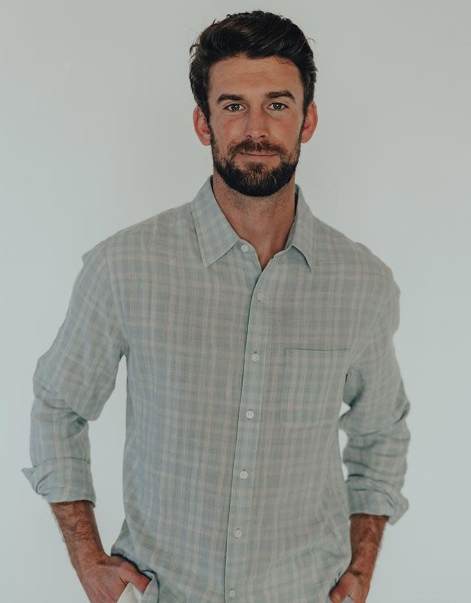 The Normal Brand The Skipper Button Down