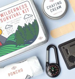 Men's Society Wilderness Survival Kit