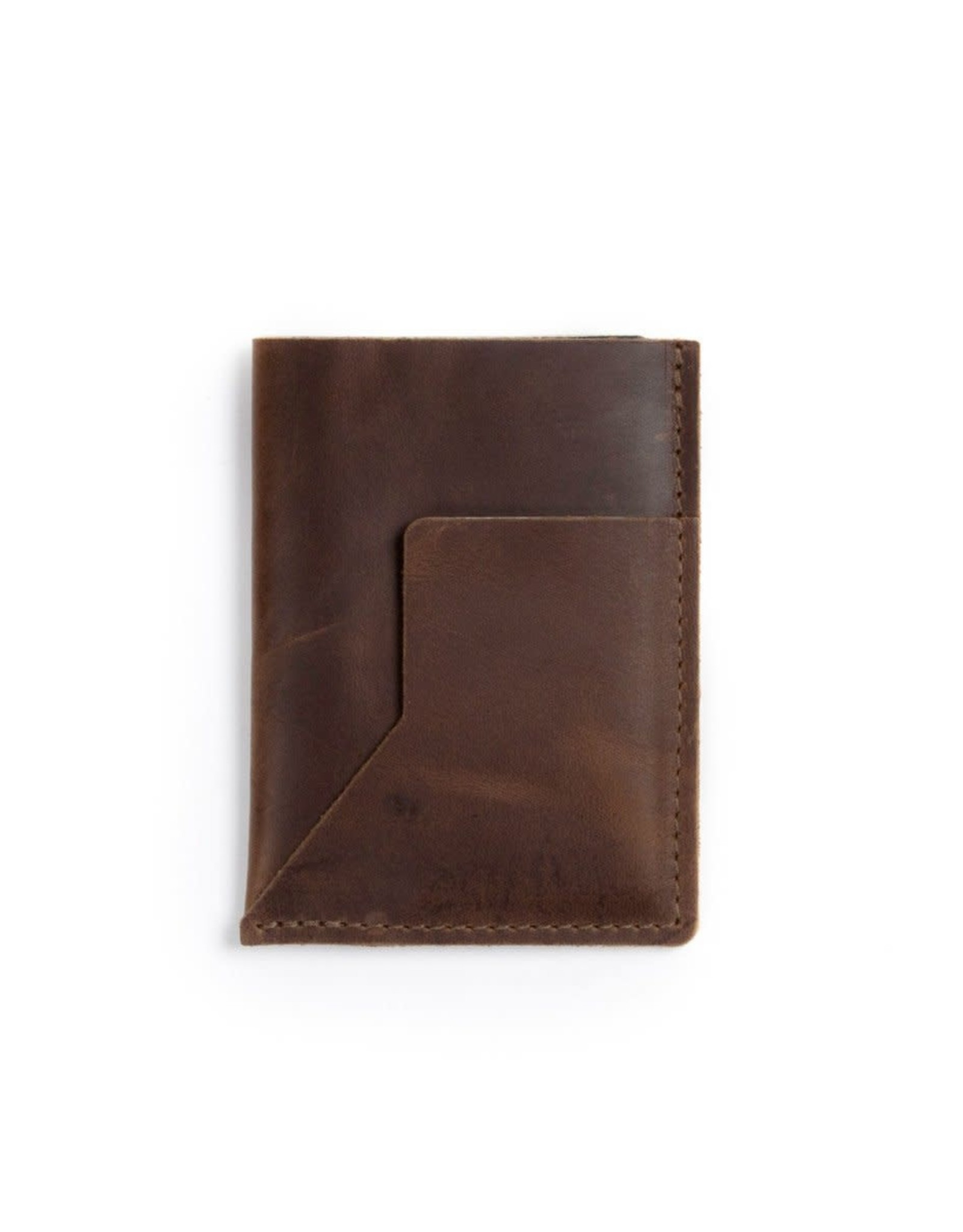 Rustico Passenger Leather Passport Sleeve