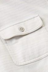 Interloop Knit Twill Shirt Jacket