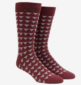 Triangle Geo Socks