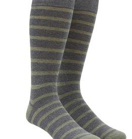 Trad Stripe Dress Socks