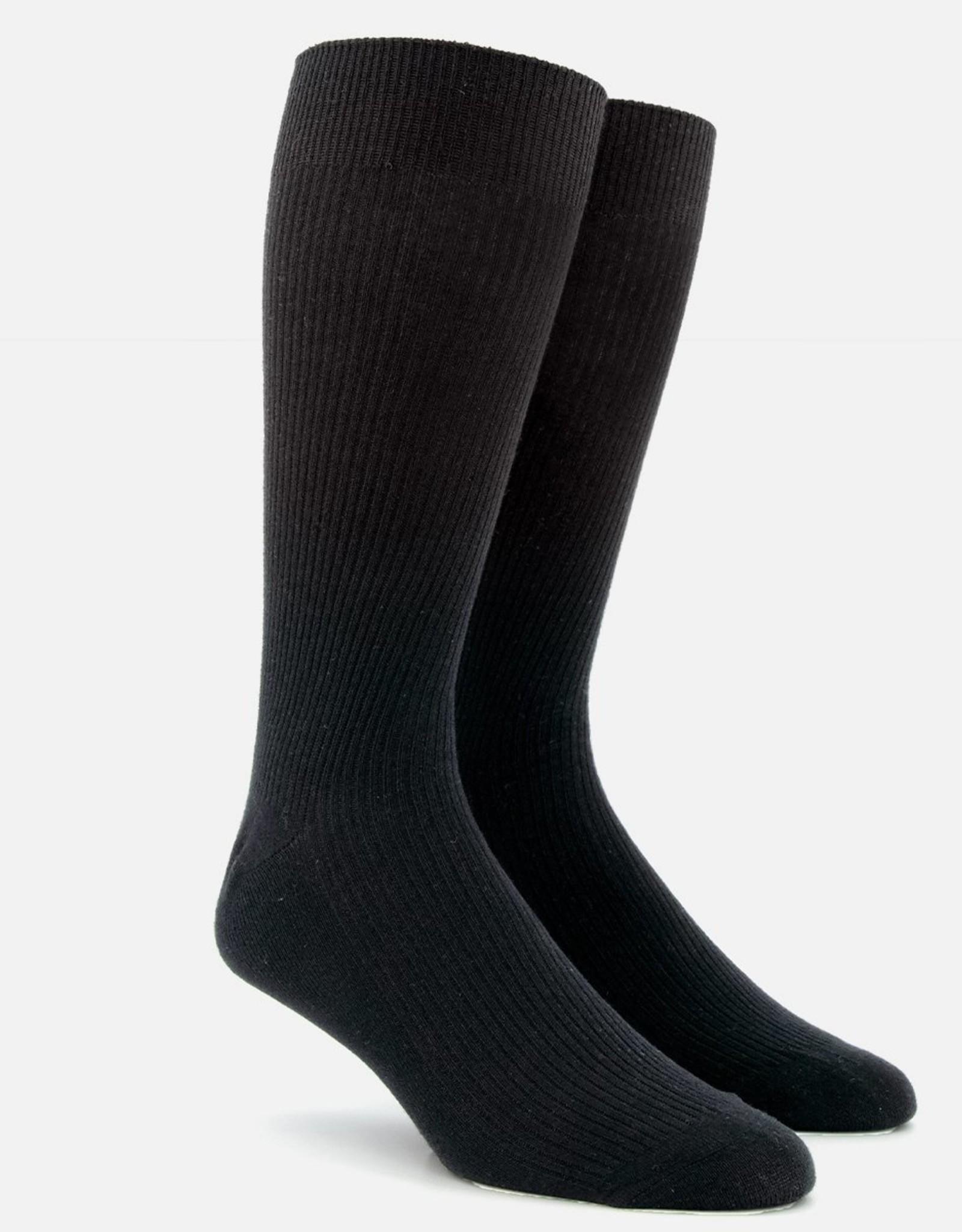 Ribbed Dress Socks