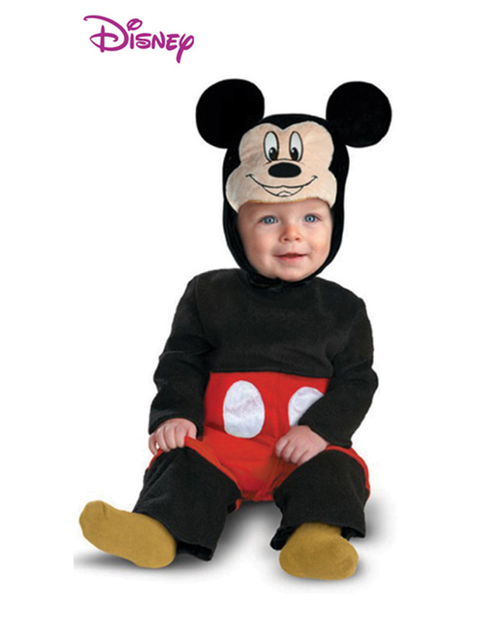 Mickey Mouse Costume - Infant
