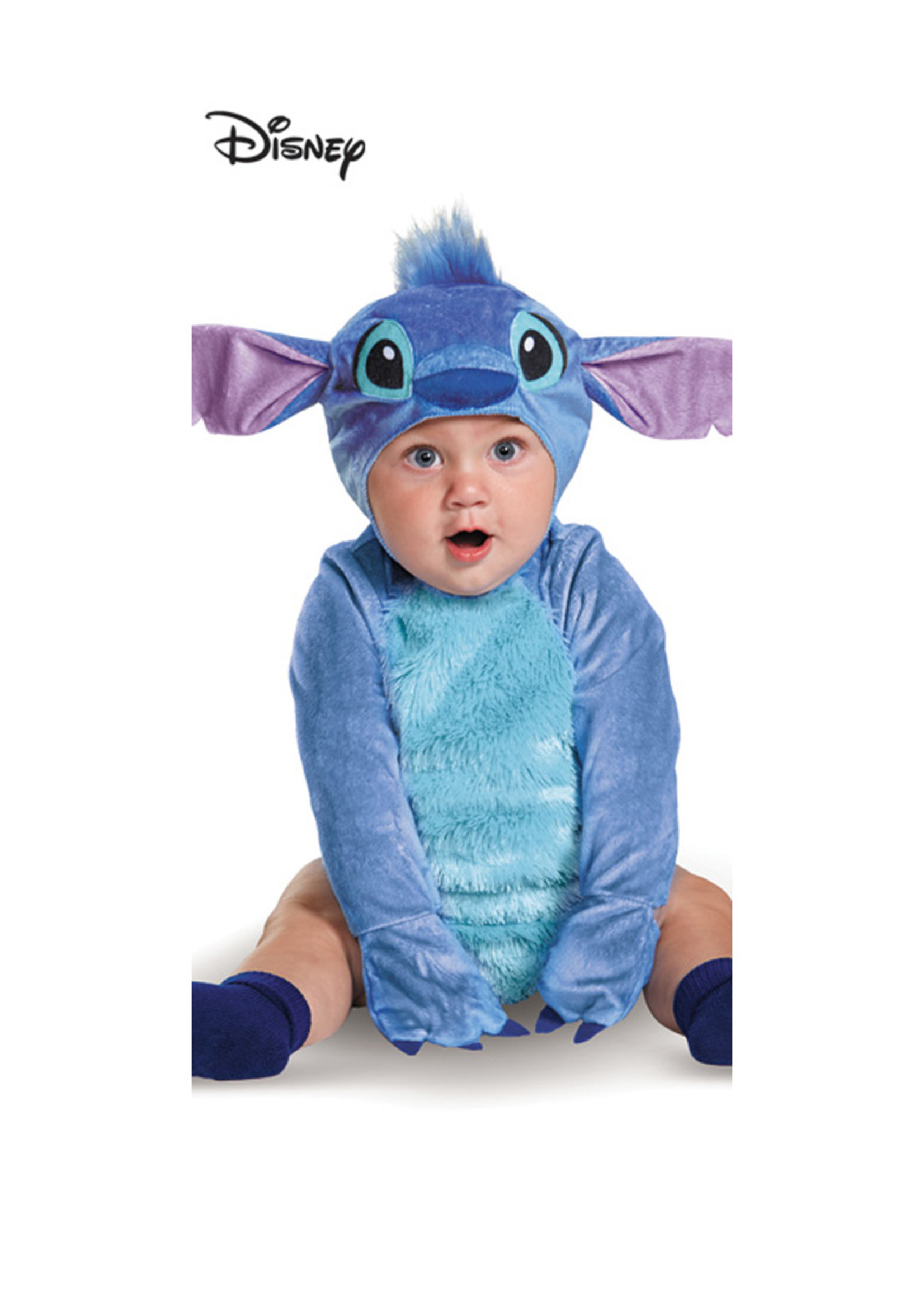 Stitch Deluxe Costume - Infant